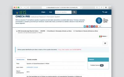 """""""Ora"""": l'Università di Urbino ha un nuovo archivio aperto della ricerca"""