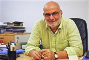 Fabrizio Maci, responsabile del Servizio Ricerca e Relazioni Internazionali