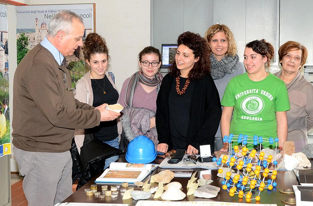 Studiare la terra e l'ambiente a Urbino