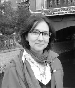 Gloria Gabbianelli, coordinatrice scientifica del progetto