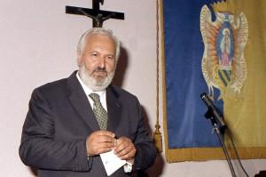 L'archeologo Mario Luni