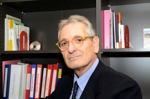 Rodolfo Coccioni, professore ordinario di Paleontologia all'Università di Urbino
