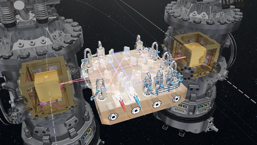 La Carlo Bo partecipa alla missione spaziale LISA Pathfinder