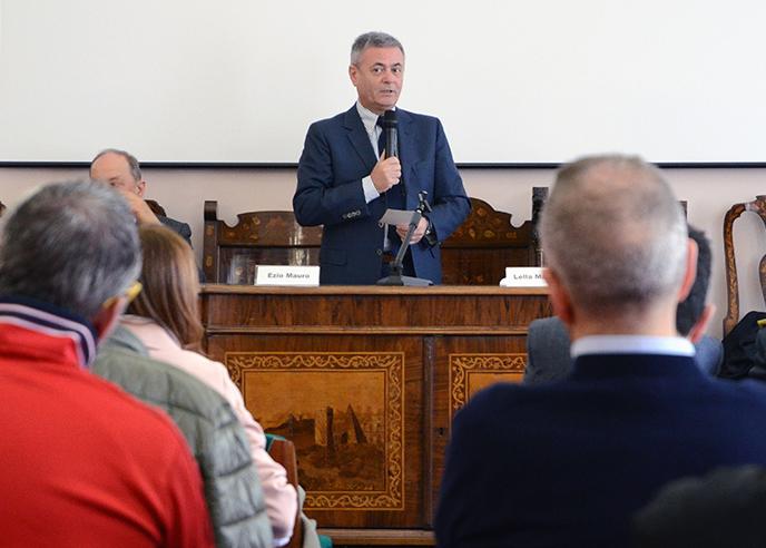 Ezio Mauro, l'informazione organizzata del giornalismo digitale
