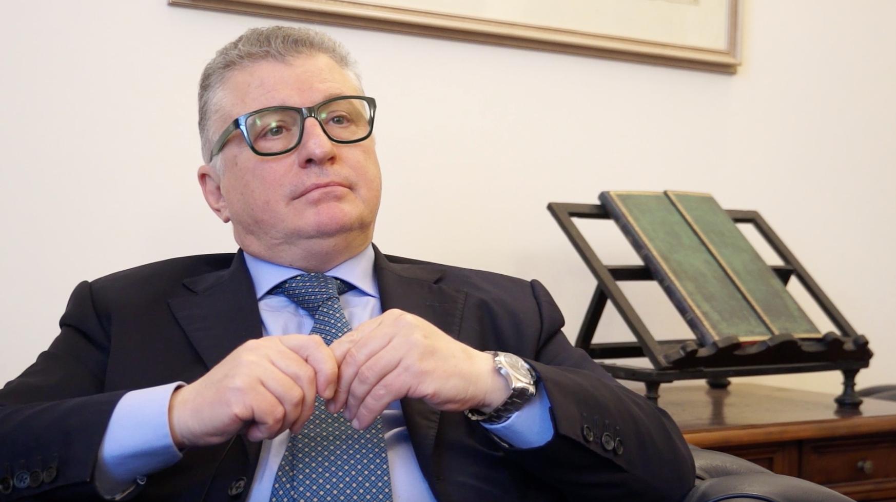 """Come si diventa """"grandi"""": Giuseppe Novelli torna alla Carlo Bo"""