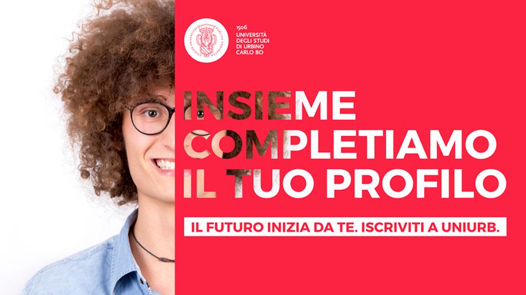 #CompletiamoilTuoProfilo: la nuova campagna di comunicazione della Carlo Bo