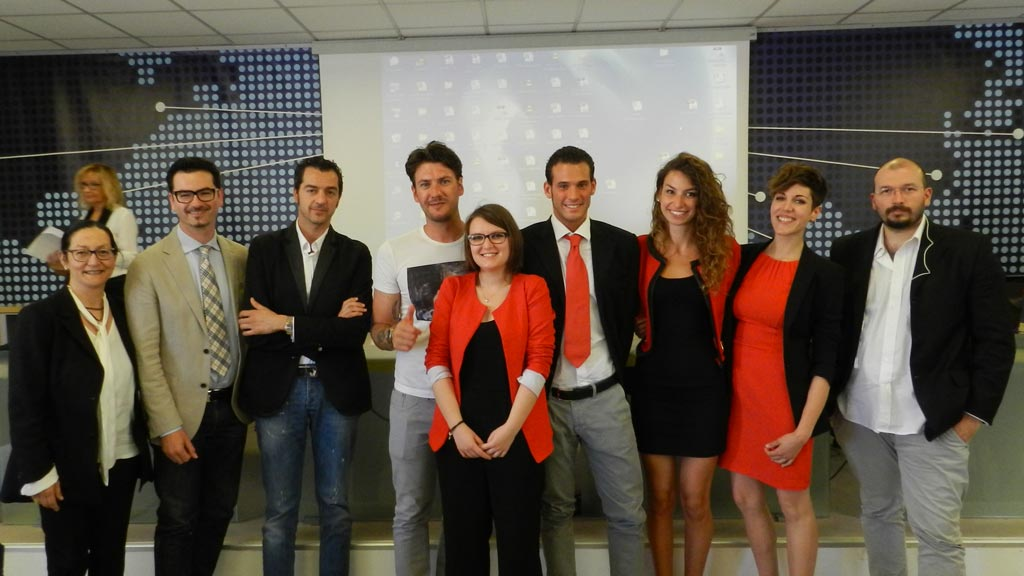 """Quattro studenti della Carlo Bo vincono il """"Learning by doing – University 2016"""""""