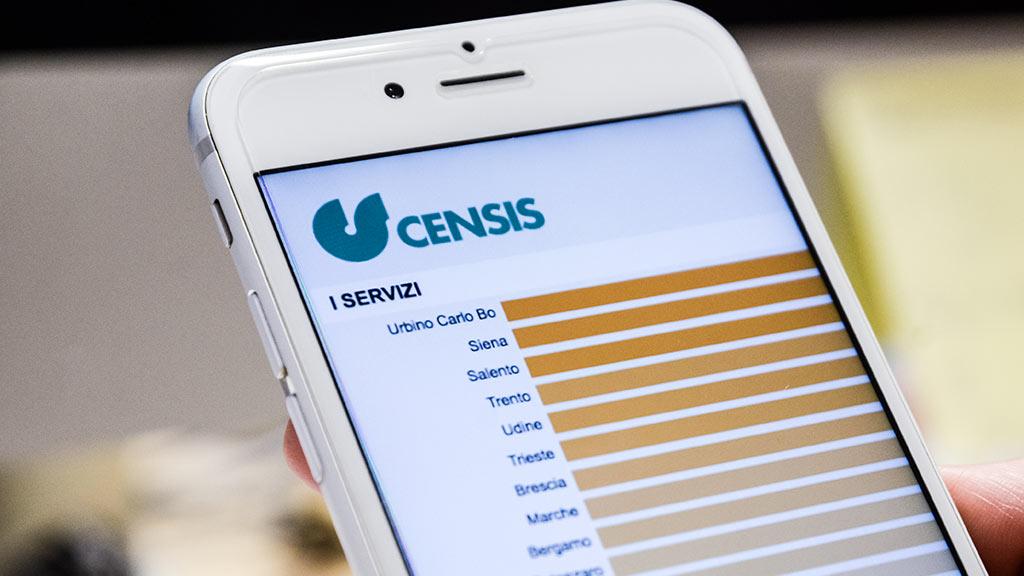 Censis: l'Università di Urbino scala la top 10 degli Atenei italiani