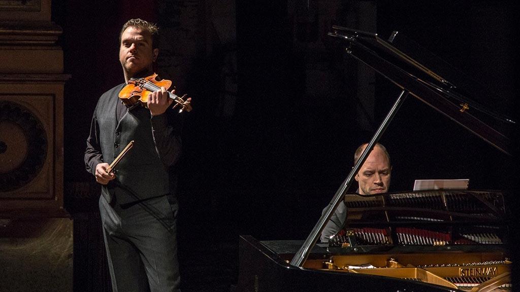 UNESCO Chair Concert: l'omaggio di Mikhail Simonyan alla Carlo Bo