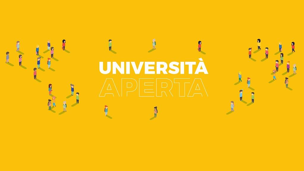 Università Aperta 2018: la tua idea di futuro