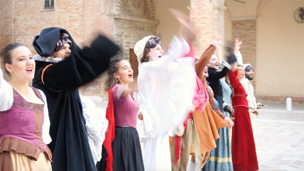 2018-2020: Urbino è Teatro Urbano