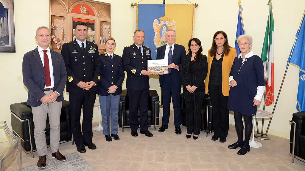 Post Air Crash Management: prospettive di collaborazione Uniurb-Aeronautica Militare