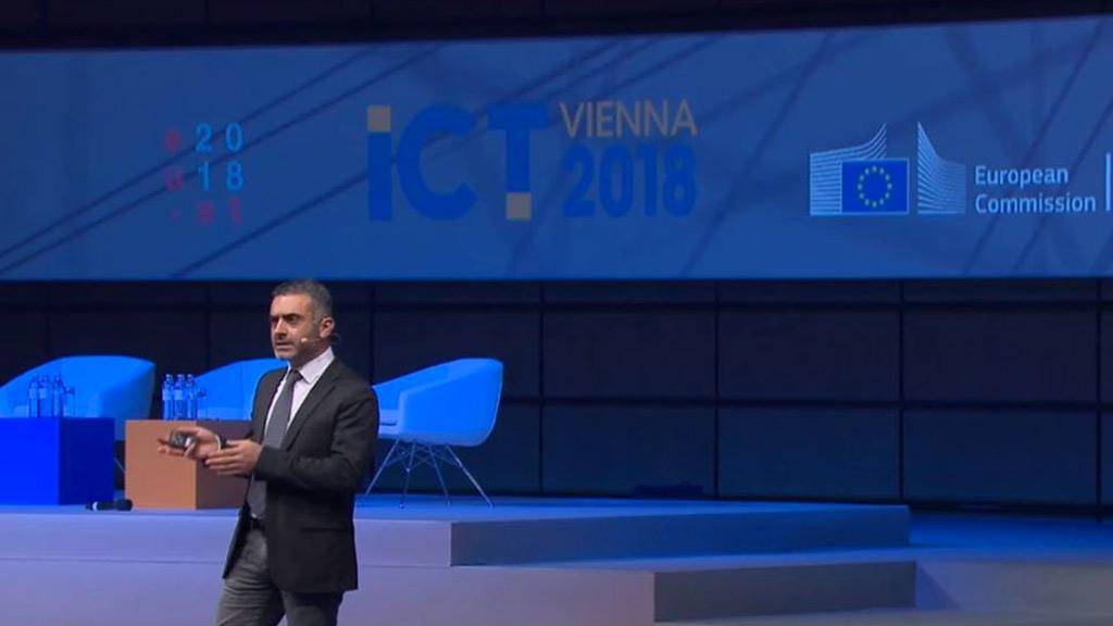ICT 2018: Uniurb apre la sessione plenaria con la Dichiarazione dei diritti dell'uomo
