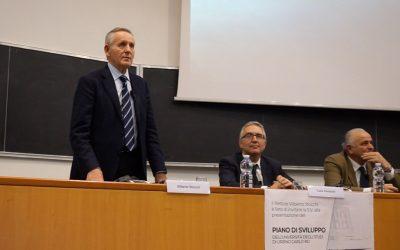 Il piano di sviluppo dell'Università di Urbino