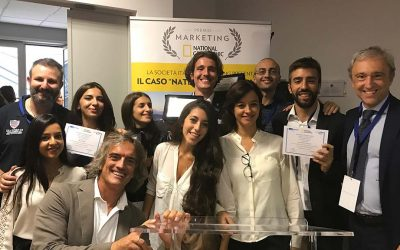 "Premio Marketing per l'Università 2018 e National Geographic: ""miglior video"" agli studenti di Uniurb"