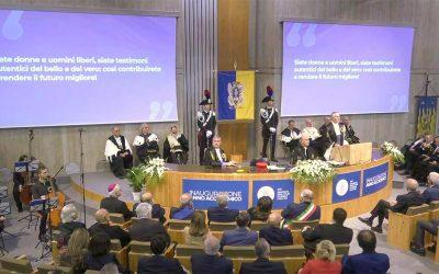 Uniurb inaugura l'Anno Accademico 2019-2020