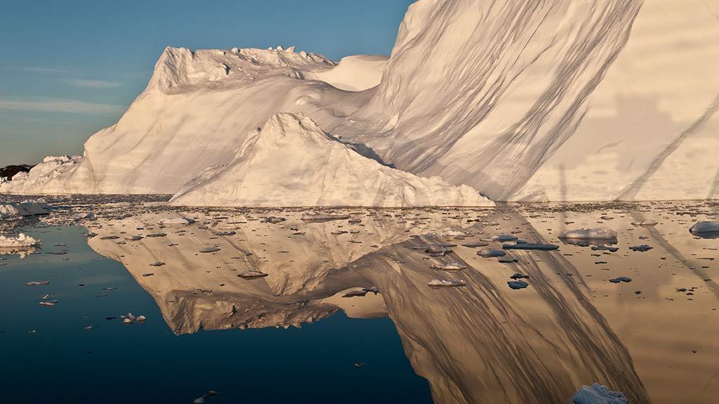 I ghiacci della Groenlandia fondono più rapidamente del previsto: anche Uniurb su Nature