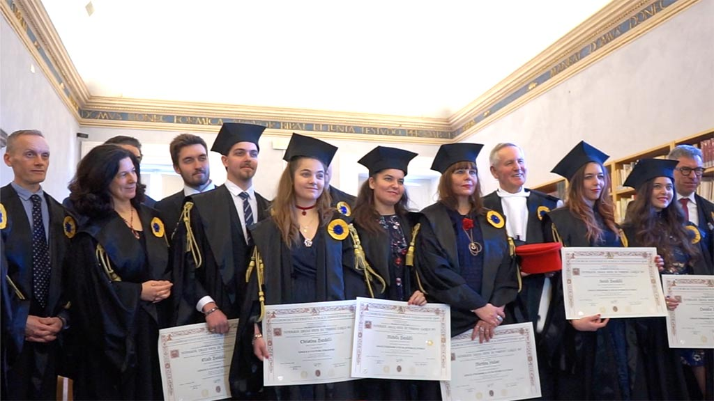 Uniurb da record: una famiglia, 6 lauree, anzi 7!