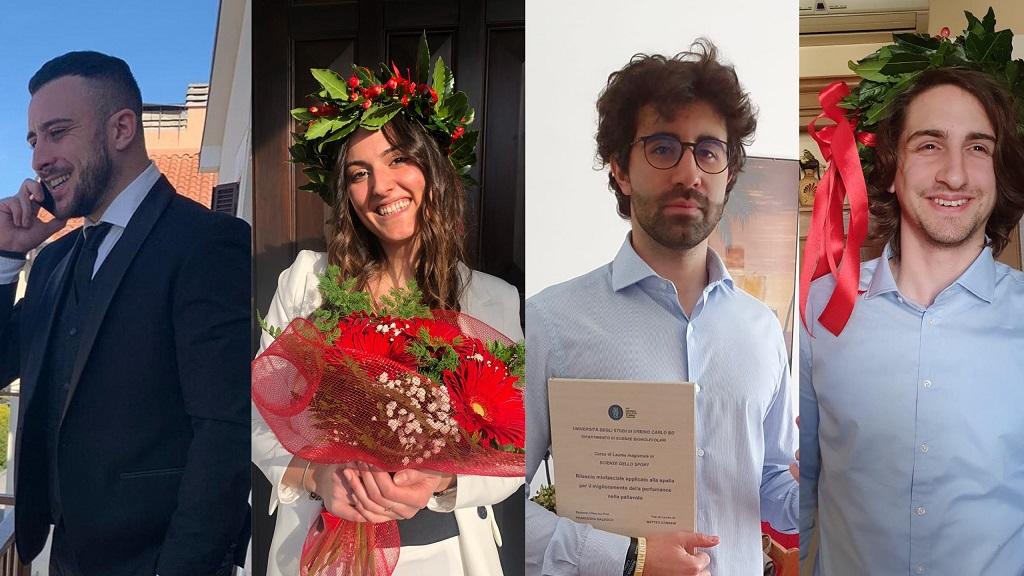Lontani ma insieme: le lauree online dell'Università di Urbino