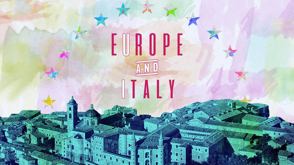 L'Erasmus Student Network Urbino celebra l'Europa