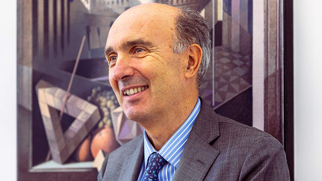 L'Università di Urbino secondo il Magnifico Rettore Giorgio Calcagnini